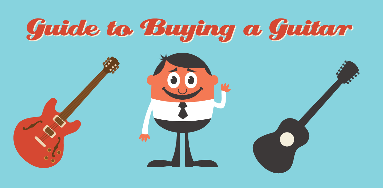 Guide To Buying A Guitar