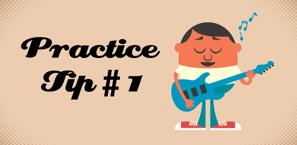 Coral Gables Private Guitar LEssons Practice Tip # 1